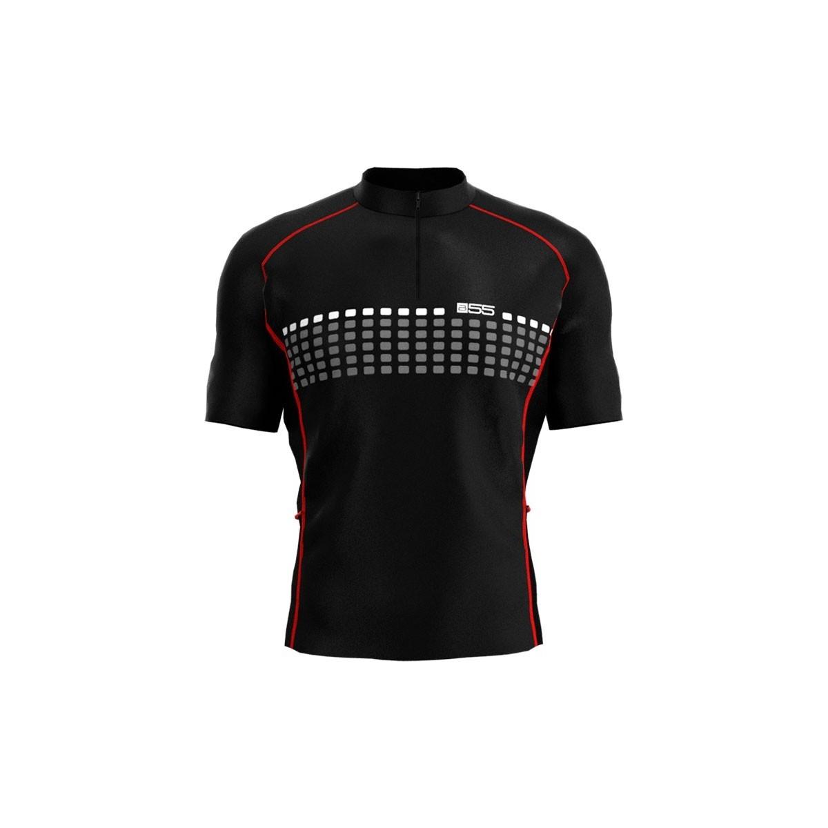 Camiseta trail manga corta personalizada