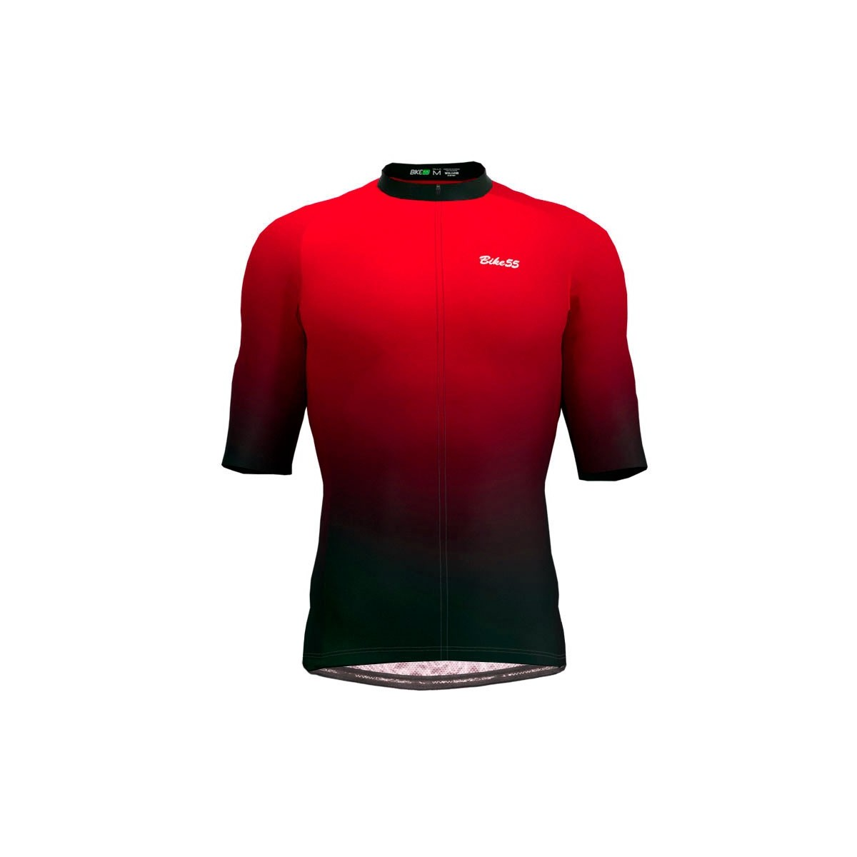 Maillot Corto Degraded - Rojo