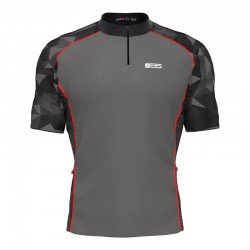Camiseta Trail Succeed - Gris