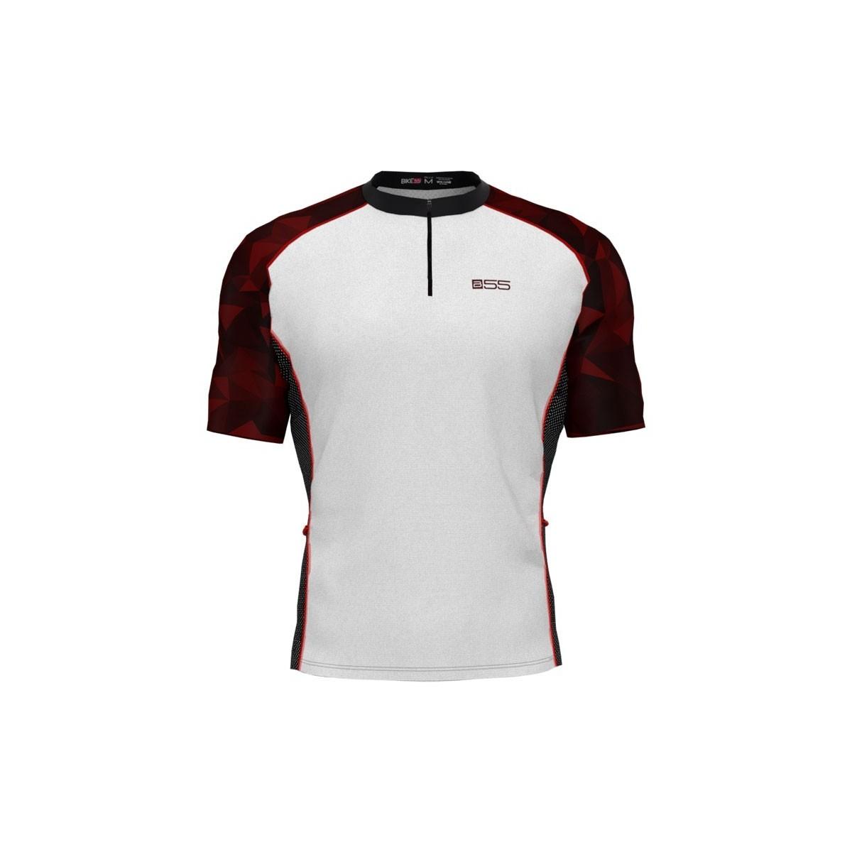Camiseta Trail Succeed - Blanco