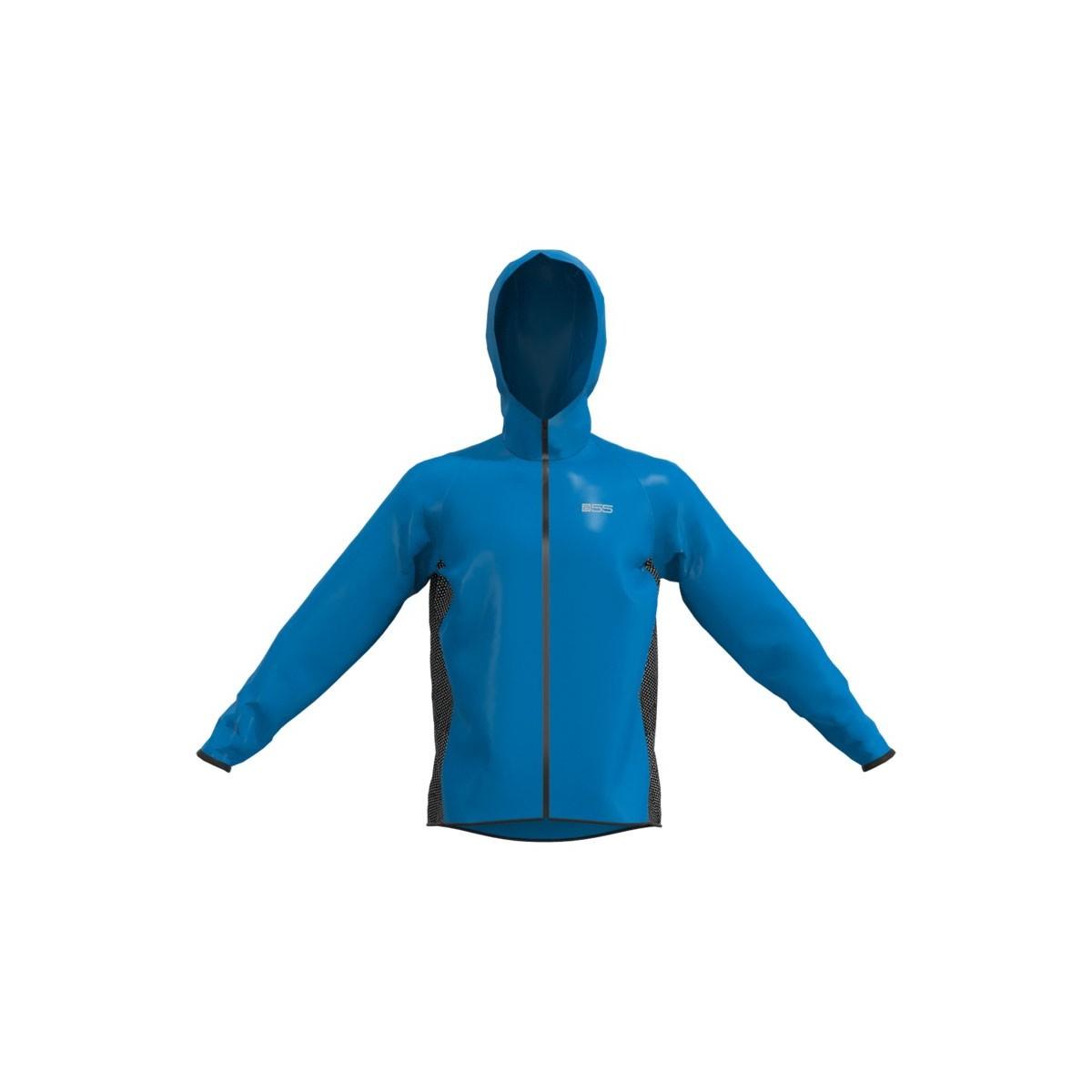 Chaqueta Cortavientos Stride - Azul