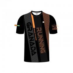 Camiseta corta Granada por...