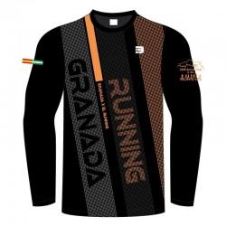 Camiseta larga Granada por...