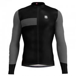 Maillot Largo Black - Gris
