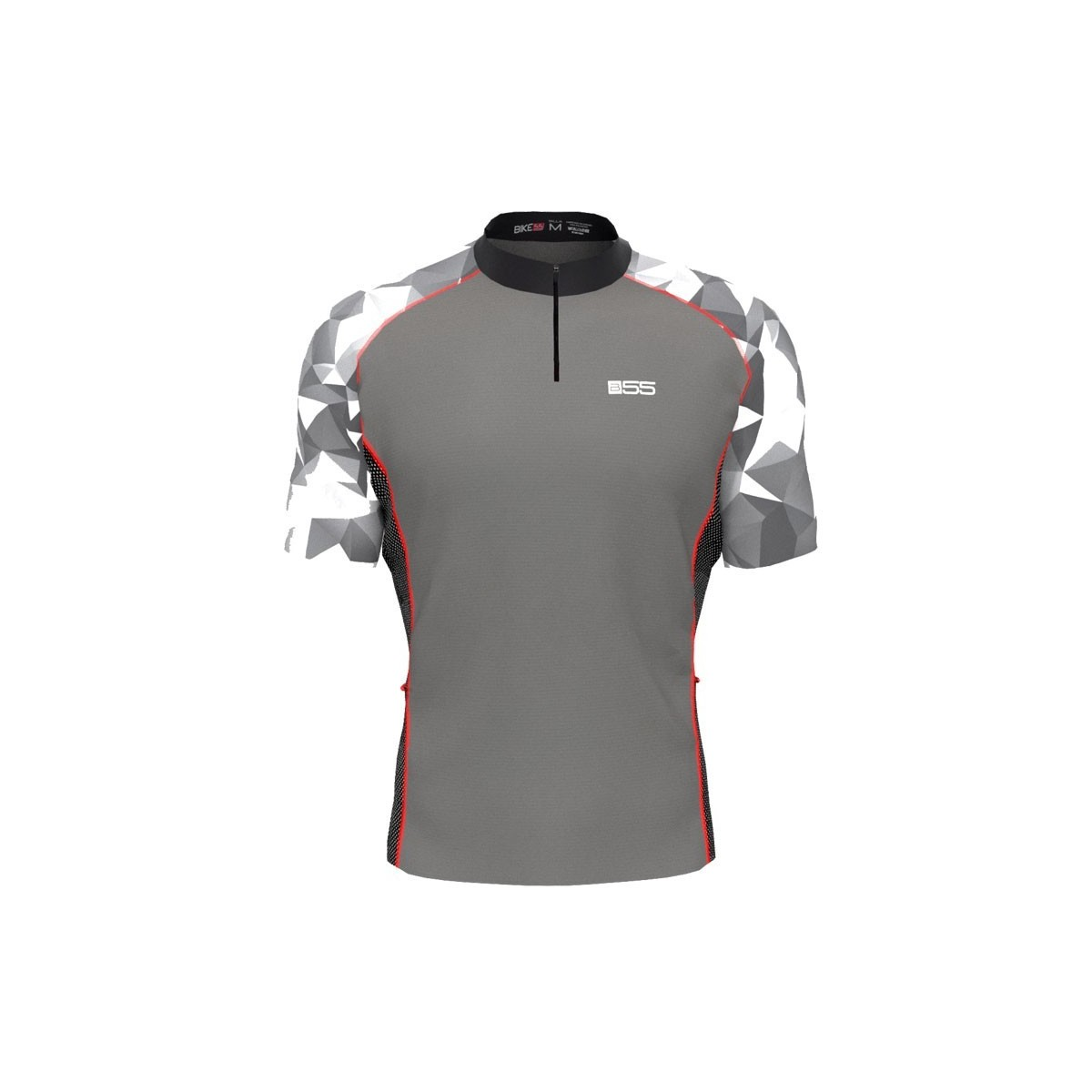 Camiseta Trail - Gris