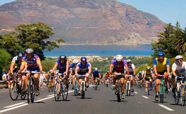 Ruta Ciclismo Sudáfrica