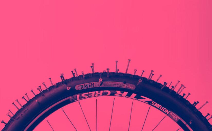 ¿Qué es una rueda tubelizada o tubeless?