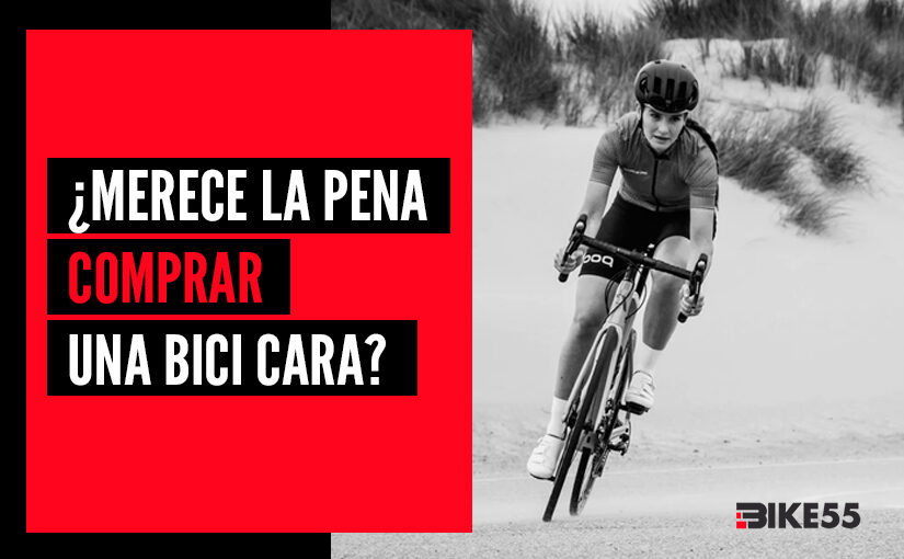 ¿Vale la pena comprar una bicicleta cara?