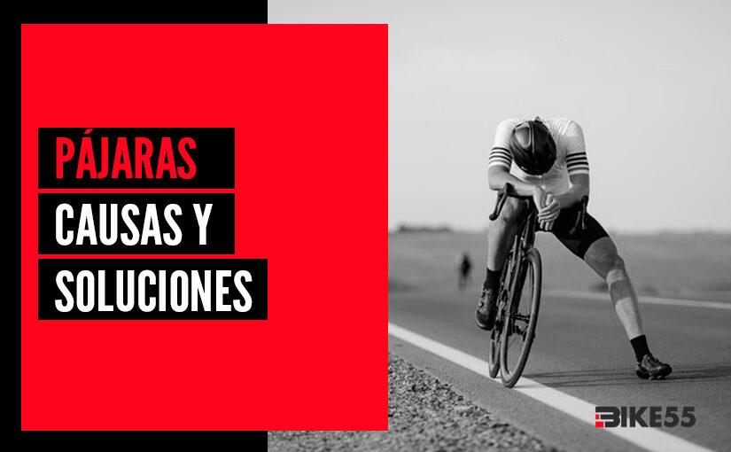 La pájara en el ciclismo: Causas y soluciones.