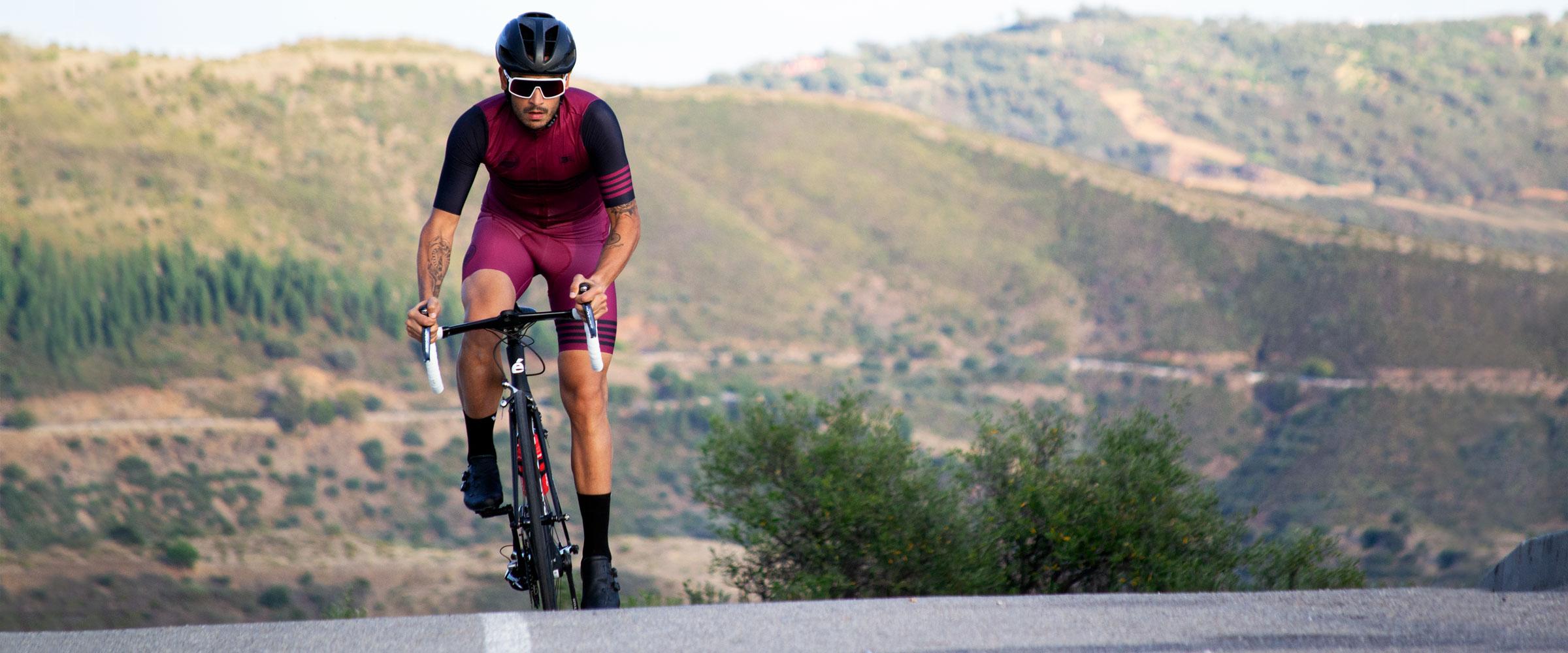 Culottes ciclismo