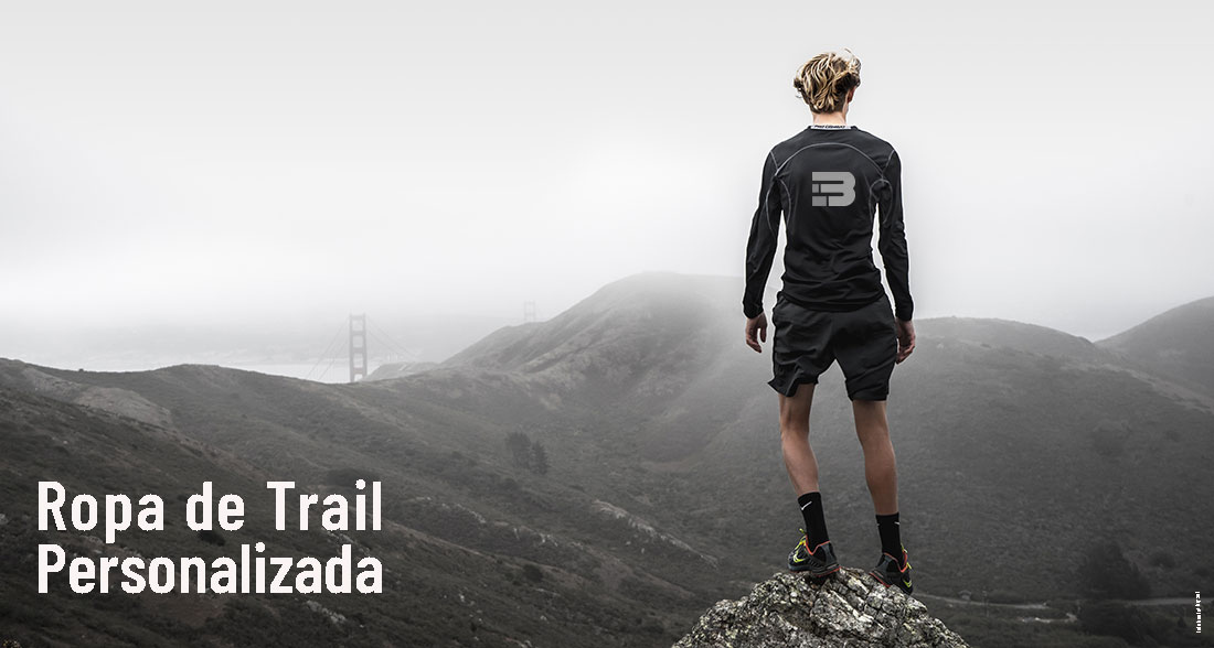 Ropa Trail personalizada